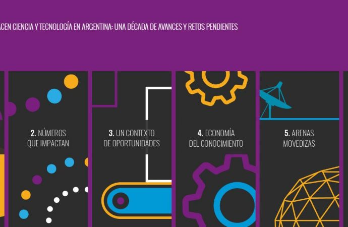 """""""Mujeres que hacen ciencia y tecnología en Argentina:  una década de avances y retos pendientes. 2003-2013"""""""
