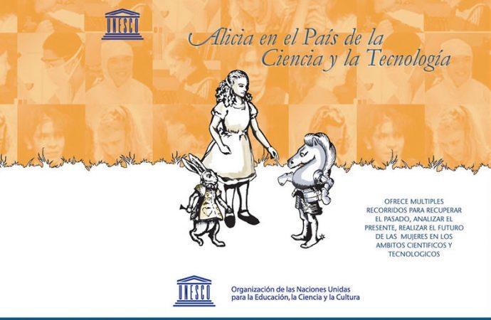 Presentación del CD Educativo e interactivo Alicia en el País de la Ciencia y la Tecnología