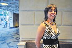 Adriana Serquis, ganadora del Premio Nacional L'Oreal-UNESCO por las Mujeres en la Ciencia