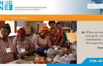 Portal de Naciones Unidas de Evaluación acerca de Igualdad de Género