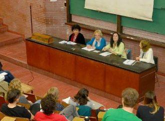 """Jornada """"Género con-ciencia: Aportes a la investigación, la formación y las políticas institucionales"""""""