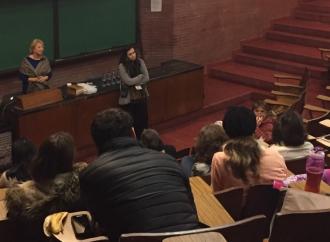 Taller de habilidades profesionales para jóvenes científicas y estudiantes de ciencias en América Latina