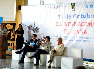 Reunión de UNICEF por el Día Internacional de la Niña