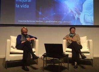 """Conferencia """"Mujeres y creación tecnológica: de la formación a la transformación"""""""
