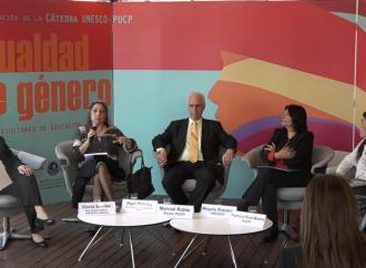 Inauguración de nueva Cátedra UNESCO de Igualdad de Género en Instituciones de Educación Superior – PUCP