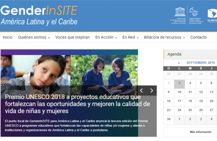 Punto focal América Latina y el Caribe de Gender InSITE