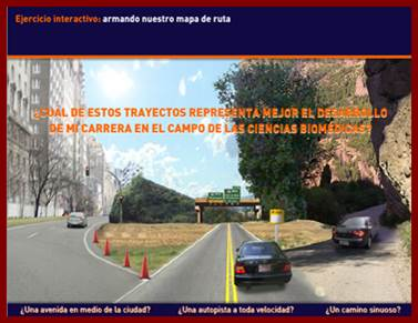 Programa virtual de investigación y formación para profesionales latinoamericanas en biomedicina y ciencias de la salud