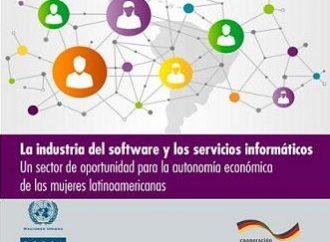 La industria del software y los servicios informáticos. Un sector de oportunidad para la autonomía económica de las mujeres latinoamericanas.