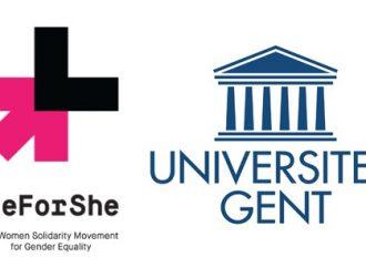 HeForShe en la Universidad de Gent (Bélgica)