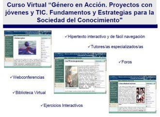 Género en Acción. Proyectos con jóvenes y TIC. Fundamentos y Estrategias para la Sociedad del Conocimiento