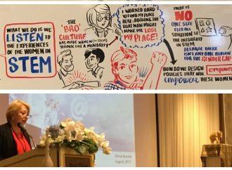 Cracking the Code: La educación de las niñas en STEM