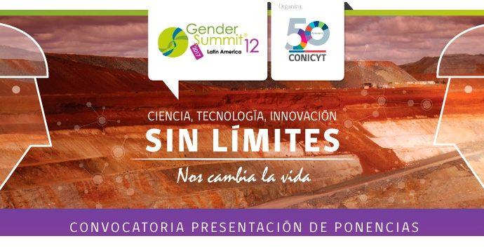Convocatoria de ponencias para participar delGender Summit 12