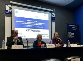 """Se realizó la Reunión de especialistas en Educación Técnico-Profesional y Ciencia y Tecnología: """"Claves para la autonomía económica de las mujeres de América Latina y el Caribe"""""""