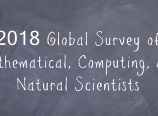 Encuesta mundial a científicos/as y matemáticos/as