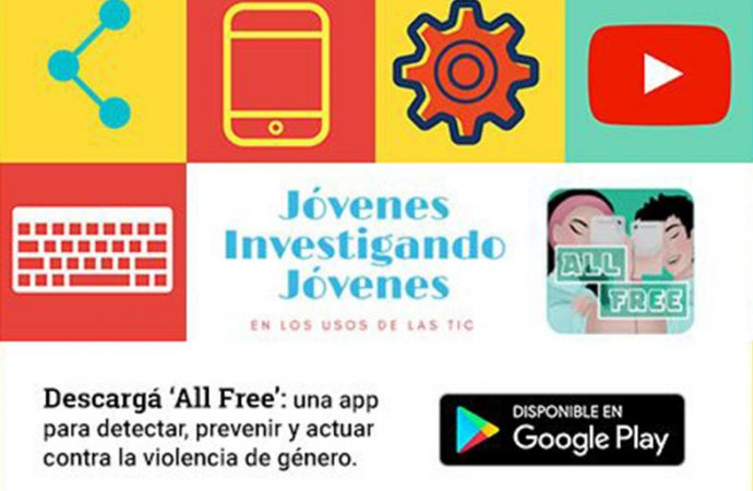 'All Free': prevenir la violencia de género en el mundo digital