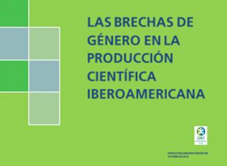 Las brechas de género en la producción científica Iberoamericana