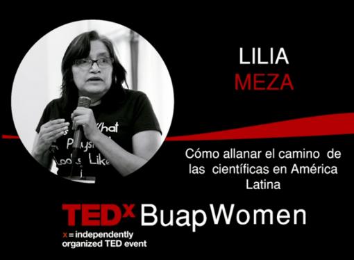 Lilia Meza cuenta cómo allanar el camino de las científicas en América Latina
